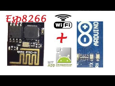 MIT App Inventor 2 Meets Esp8266!!! - KidsTronics - Medium