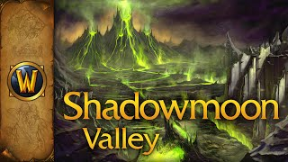 World of Warcraft - Music & Ambience - Shadowmoon Valley (Outland)