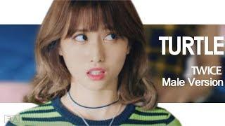 Download [MALE VERSION] TWICE - Turtle Mp3