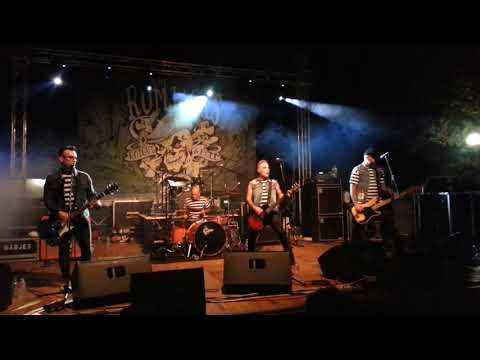 The Manges - Chinese Rock (Ramones) - Live at Bobby's Summer Fest