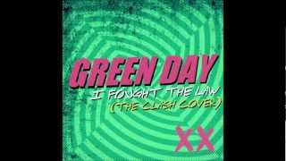 Green Day - I Fought The Law (The Clash) - Lyrics [GDCF][HD-1080]
