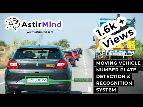 Number(license) plate detection and recognition using CNN