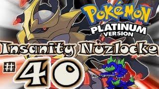 Pokemon Platinum Insanity Nuzlocke: Ep. 40: Feeling the Thrill of Battle