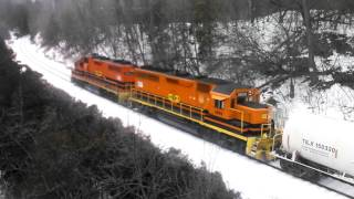 ***SUPER RARE***!!! NECR freight with Passenger car in Colchester Vermont!!!
