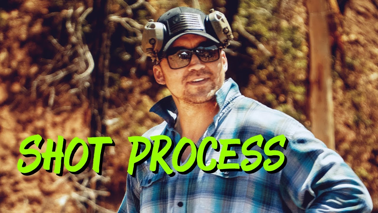Green Beret Mike Glover on the Shot Process