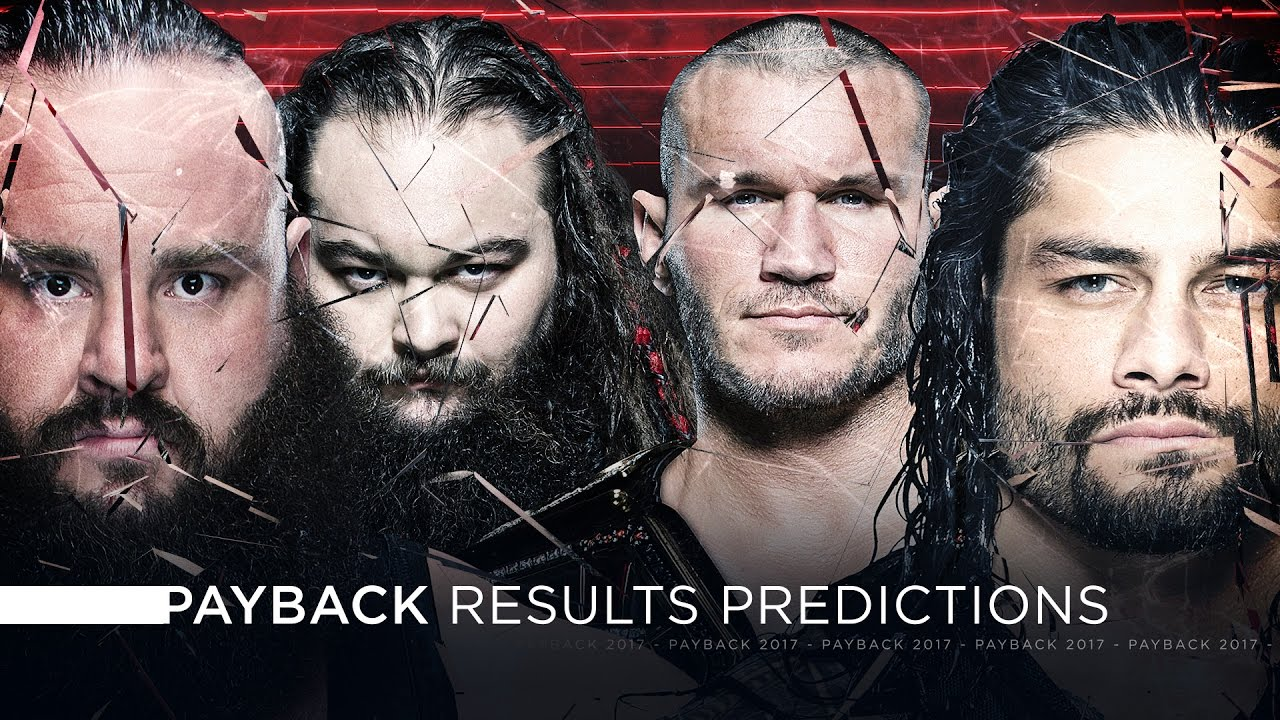 Predictions for WWE Payback