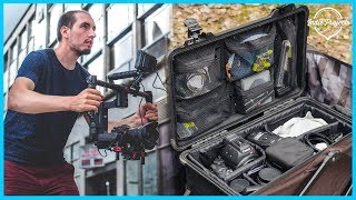 What's In Our Camera Bag - Travelling Vanlife YouTube Videos!