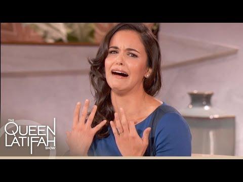 Melissa Fumero on The Queen Latifah