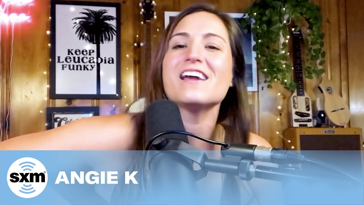 Angie K - Everybody's Sun Sets [Live for SiriusXM]   Next Wave Virtual Concert Series
