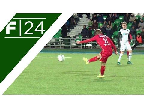 Fomin scores a stunning goal!