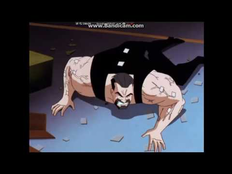 New Batman Vs New Bane [Terry Vs Chappel] (Batman Beyond)