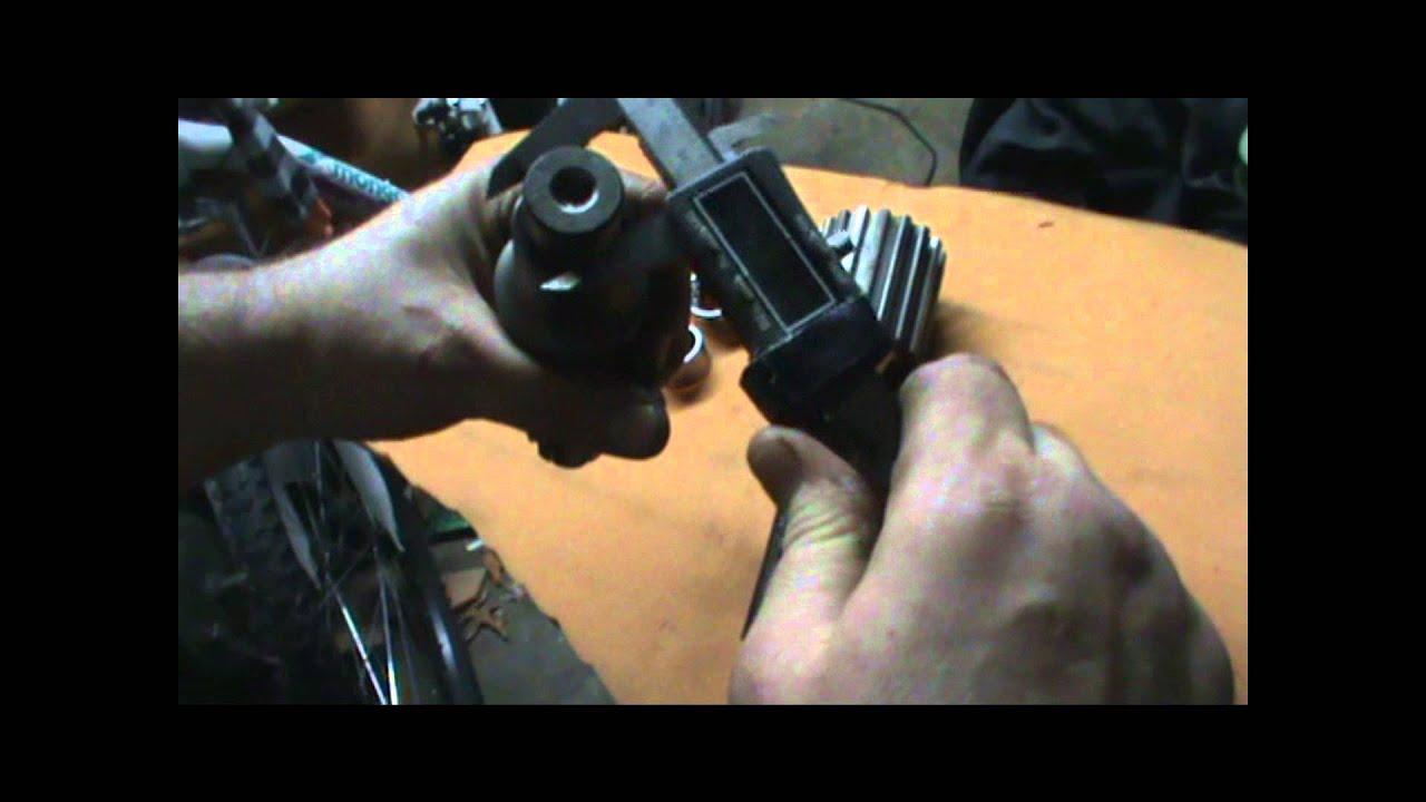 Dana 24 transfer case shaft pocket bearing repair youtube dana 24 transfer case shaft pocket bearing repair sciox Images