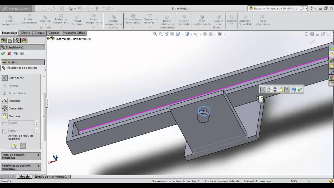 Ball Beam Simulink Matlab Simmechanic SolidWorks