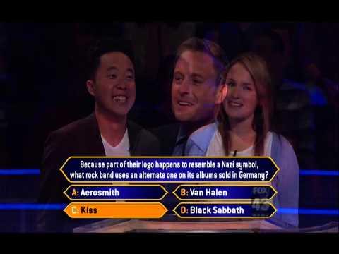 Who Wants to be a Millionaire- Chris Harrison Premier (Episodes 1+2)
