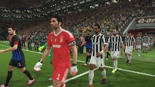 FC Juventus - BC Atalanta | Superstar | Pro Evolution Soccer 2018 [4K] [60FPS]