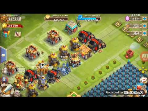Castle Clash New Events Opening Lucky Chests