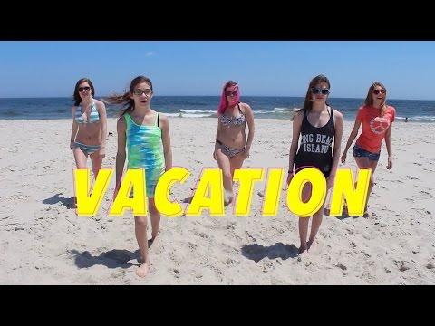 Vacation G.R.L. Long Beach Island Music Video