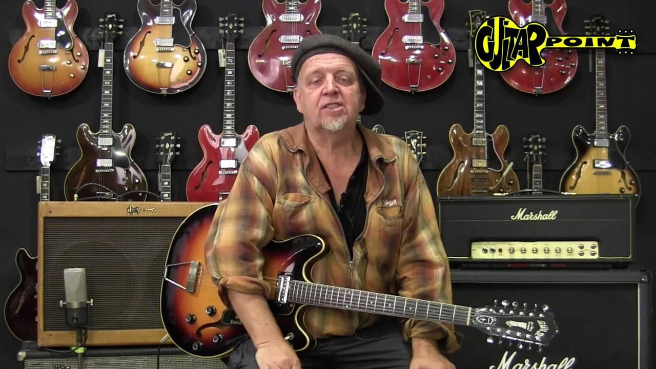 45e60cb76 1967 Guild Starfire XII - Sunburst   GuitarPoint Maintal   Vintage Guitars