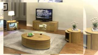 Contemporary Wood Living Room Furniture