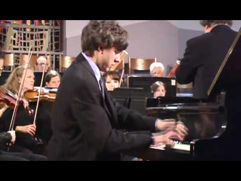 Tommy Peeples. Saint Saens' Concerto in g minor. Mvt 3