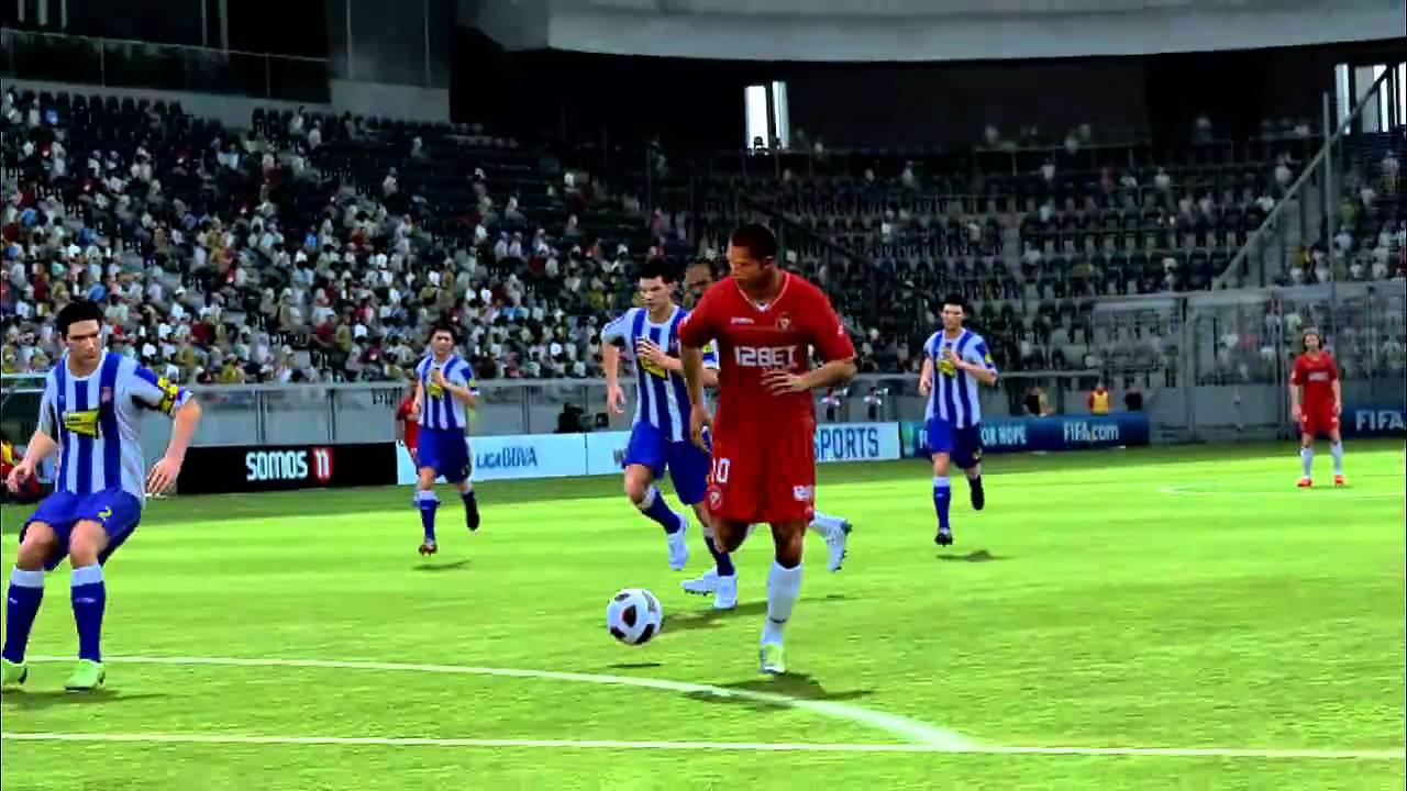Luis fabiano fifa 11 ronaldinho tribute fifa 18
