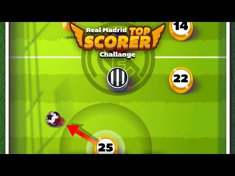 Real Madrid Top Scorer Android Gameplay