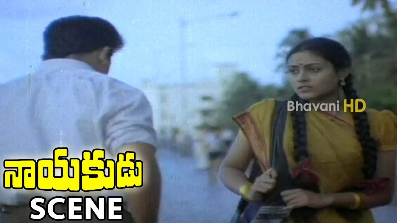 Kamal Hassan Marries Saranya in Temple || Nayakudu Movie Scenes by Bhavani  HD Movies