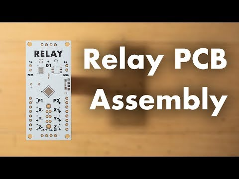 Reaction Control System - PCB Assembly