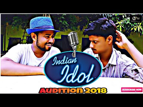 🇮🇳Indian Idol 2018🎤[Auditions]R2W]ROUND 2 PAGALWORLD