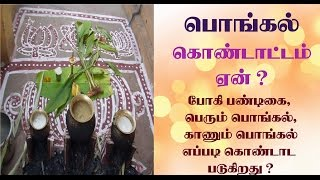how to celebrate pongal festival in tamil   பொங்கலை எப்படி கொண்டாடுவது ?