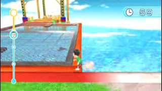 Ultimate Obstacle Course - Balance Games - Wii Fit U