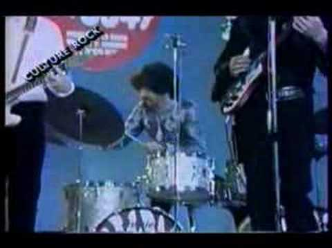 Pink Floyd Baton Rouge February 24th 1968 - Flaming