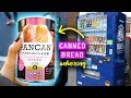 JAPANESE VENDING MACHINE ft Canned Bread