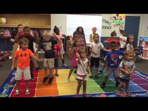 Grace Community School of Cape Coral — Better When I'm Dancing'