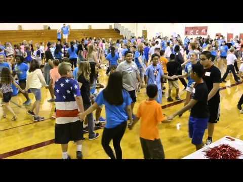 Santa Fe Trail Middle School Brings Students Into W.E.B.