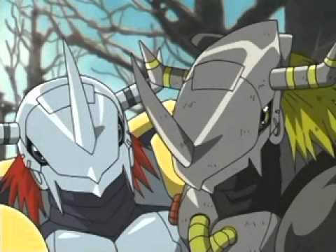 Blackwargreymon Dies
