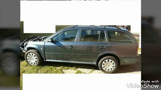 Skoda octavia  oprava po nehode , repair after accident