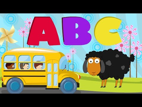 Nursery Rhymes Collection Vol 1 - ABC Song, Baa Baa Black Sheep, Wheels Of The Bus & Many More!