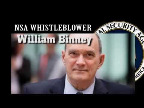 NSA Whistleblower William Binney warns of Population Control