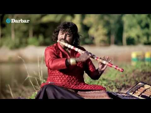 Pravin Godkhindi plays Raag Madhuvanti on the bansuri