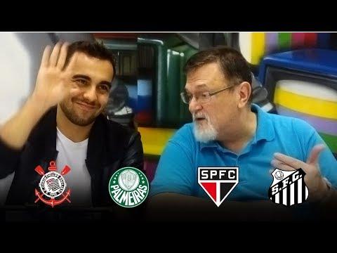MERCADO DA BOLA E Rodada Do Brasileirão - Direto Da Redação (08/06/18)