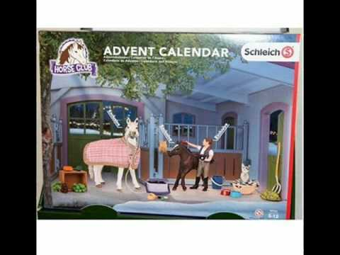 schleich kalender 2019