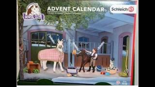 Schleich Advent Calendar 2016.