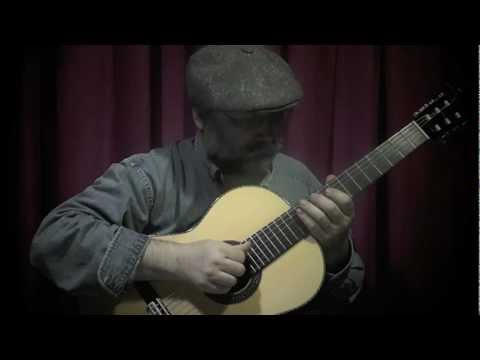 John Francis Alfred Hitchcock Theme Charles Gounod Funeral For A Marionette Solo Guitar