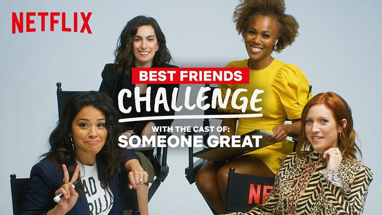 Download Best Friends Test with The Cast of Someone Great | Netflix