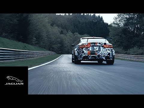 Jaguar | Introducing the XE SV Project 8