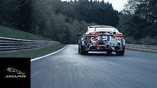 Jaguar | Introducing the XE SV Project 8 thumbnail