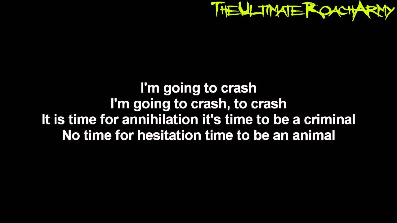 Papa Roach - Crash - YouTube