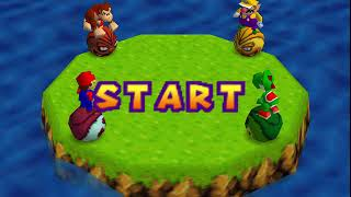 """[TAS] N64 Mario Party """"Mini-Game Island"""" by [...] in 34:58.08 - No mini-game explanations or results"""