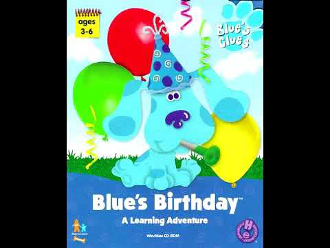 Blues Clues Production Music Blues Birthday Party